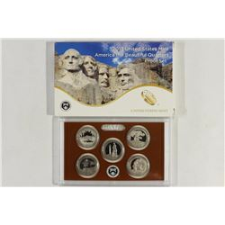 2013 US AMERICA THE BEAUTIFUL QUARTERS PROOF SET