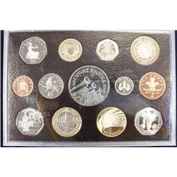 2006 UNITED KINGDOM PROOF COIN COLLECTION