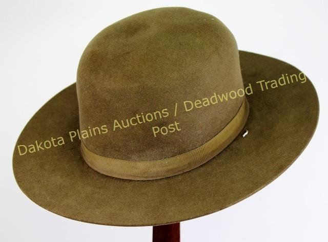 ... Image 2   Good early Boss of the Plains cowboy hat by John B Stetson ad6bd3a2ef3