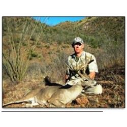 Mexican Coues Whitetail Deer Hunt