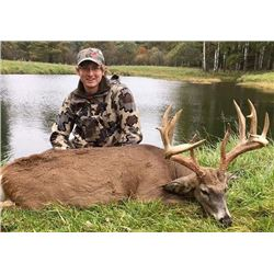 Michigan Trophy Whitetail Deer Estate Hunt