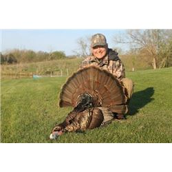 Combination Missouri Turkey Hunt and South African Safari