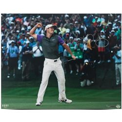 "Rory McIlroy Signed ""Magic Moment 2014 PGA"" LE 16x20 Photo (UDA COA)"