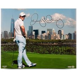 Rory McIlroy Signed LE 16x20 Photo (UDA COA)