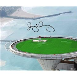 "Rory McIlroy Signed ""Top of the Tower"" 20x24 Photo (UDA COA)"