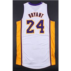 Kobe Bryant Signed Lakers Authentic Jersey (Panini COA)