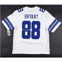 Dez Bryant Signed Cowboys Authentic Nike On-Field Jersey (Panini COA)