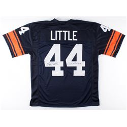 "Floyd Little Signed Syracuse Jersey Inscribed ""CFHOF 83"" (JSA COA)"