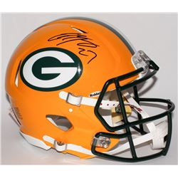 Eddie Lacy Signed Packers Full-Size Authentic Pro-Line Speed Helmet (Lacy Hologram)