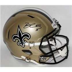 Brandin Cooks Signed Saints Full Size Speed Helmet (Radtke COA)