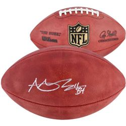 "Antonio Brown Signed ""The Duke"" NFL Game Ball (Fanatics)"