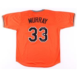 "Eddie Murray Signed Orioles Jersey Inscribed ""HOF 2003"" (JSA COA)"