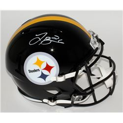 Le'Veon Bell Signed Steelers Full-Size Speed Helmet (JSA COA)