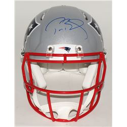 Tom Brady Signed Patriots Full-Size Authentic Pro-Line Speed Helmet (TriStar)