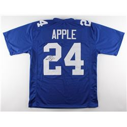 Eli Apple Signed Giants Jersey (JSA COA)