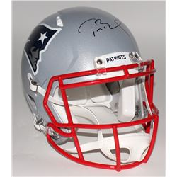 Tom Brady Signed Patriots Super Bowl 51 LE Full-Size Authentic Pro-Line Speed Helmet (Steiner COA  T