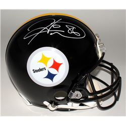 Hines Ward Signed Steelers Full-Size Authentic Helmet (JSA COA)
