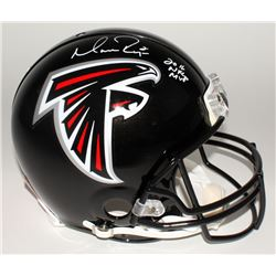 "Matt Ryan Signed Falcons Full-Size Authentic Helmet Inscribed ""2016 NFL MVP"" (Fanatics Hologram)"