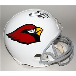 Emmitt Smith Signed Cardinals Full-Size Helmet (PROVA Hologram  Smith Hologram)