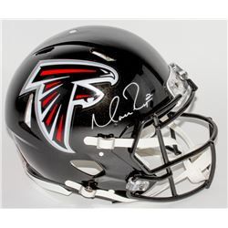 Matt Ryan Signed Falcons Full-Size Authentic Speed Helmet (Fanatics COA)
