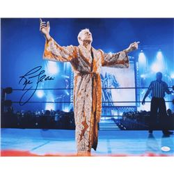 "Ric Flair ""Nature Boy"" Signed 16x20 Photo (JSA COA)"