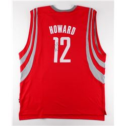 Dwight Howard Signed Rockets Jersey (JSA COA)