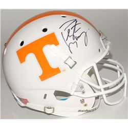 Peyton Manning Signed Tennessee Full-Size Helmet (Fanatics Hologram)