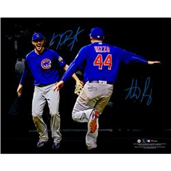 Kris Bryant  Anthony Rizzo Signed Cubs 16x20 Photo (MLB  Fanatics)