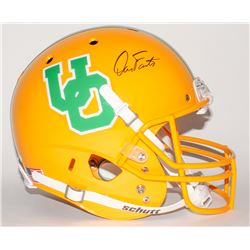 Dan Fouts Signed Throwback Oregon Ducks Full-Size Helmet (JSA COA)