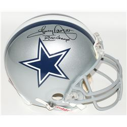 "Tony Dorsett Signed Cowboys Full-Size Authentic Pro-Line Helmet Inscribed ""SB XII Champs"" (Radtke CO"