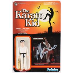 "Ralph Macchio Signed ""The Karate Kid"" Daniel LaRusso Action Figure (Radtke COA)"