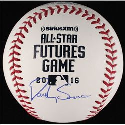 Dansby Swanson Signed 2016 All-Star Futures Game OML Baseball (JSA COA)