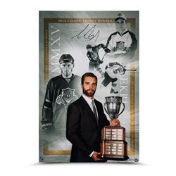 "Aaron Ekblad Signed Panthers ""2015 Calder Trophy"" 16"" x 24"" Photo (UDA COA)"