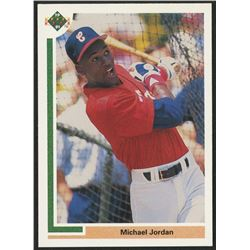 1991 Upper Deck #SP1 Michael Jordan SP