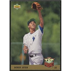 1993 Upper Deck #449 Derek Jeter RC