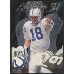 1998 Collector's Edge Advantage #189 Peyton Manning RC
