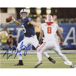 Trace McSorley Signed Penn State Nittany Lions 8x10 Photo (JSA COA)