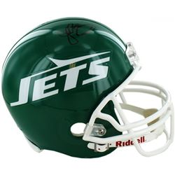 John Riggins Signed Jets Full-Size Authentic On-Field Helmet (Steiner COA)