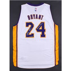 "Kobe Bryant Signed LE Lakers Authentic Adidas Jersey Inscribed ""33643 PTS"" (Panini COA)"