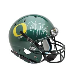 Marcus Mariota Signed LE Oregon Ducks Full-Size Helmet (UDA COA)