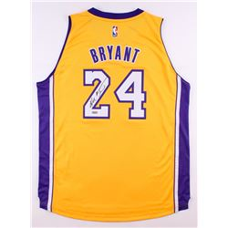 Kobe Bryant Signed Lakers Adidas Authentic Swingman Jersey (Panini COA)