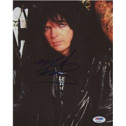 Mick Mars Signed 8x10 Photo (PSA COA)