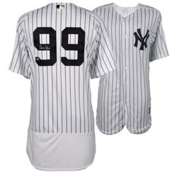 Aaron Judge Signed Yankees Jersey (Fanatics Hologram)