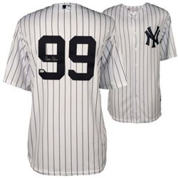 Aaron Judge Signed Yankees Jersey (Fanatics  MLB Hologram)