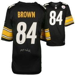 Antonio Brown Signed Steelers Nike Jersey (Fanatics Hologram)