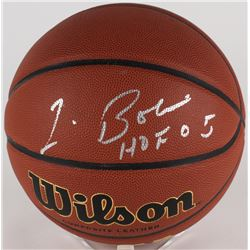 "Jim Boeheim Signed Basketball Inscribed ""HOF 05"" (JSA COA)"