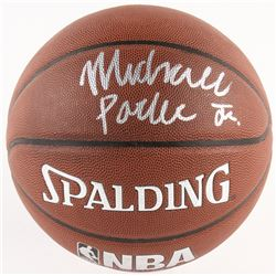 Michael Porter Jr. Signed Basketball (JSA COA)