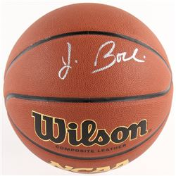 Jim Boeheim Signed Basketball (JSA COA)