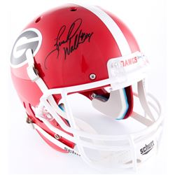 Herschel Walker Signed Georgia Bulldogs Full Size Helmet (JSA COA)