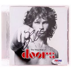 """Robby Krieger Signed """"The Very Best of The Doors"""" CD Booklet (PSA COA)"""